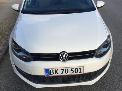 brugt VW Polo 1.2 TSI 90 HK 4-DØRS DSG
