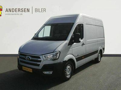 brugt Hyundai H 350 L2 2,5 CRDi Premium 150HK Van 6g