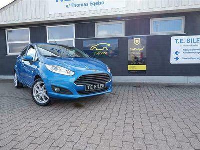 brugt Ford Fiesta 1,0 EcoBoost Trend Start/Stop 100HK 5d