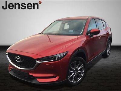 brugt Mazda CX-5 2,0 Skyactiv-G Optimum 165HK 5d 6g
