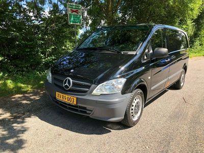 second-hand Mercedes Vito 113 2,2 CDi Basic K