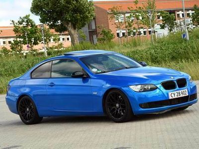 brugt BMW 335 335 3,0 e92 286 hk d coupe