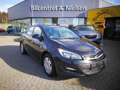 brugt Opel Astra 4 Turbo Limited Start/Stop 140HK 5d