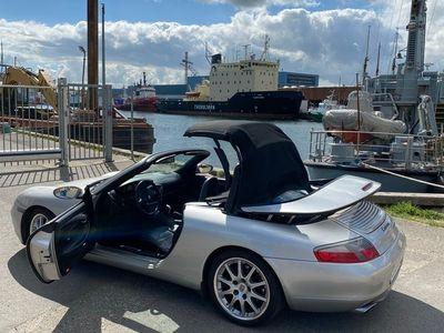brugt Porsche 911 Carrera Cabriolet 2 3,4