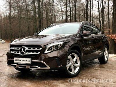 usado Mercedes GLA200 d 2,2 aut.