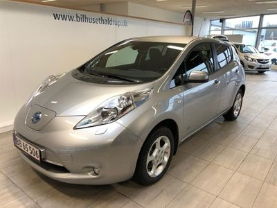 używany Nissan Leaf el EL Acenta 24 kWh 109HK 5d Aut.