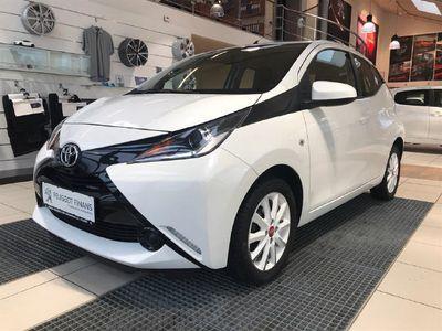 usata Toyota Aygo 1,0 VVT-I X-Play + Touch 69HK 5d