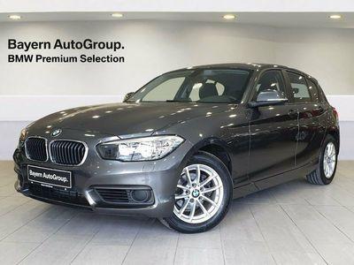 gebraucht BMW 118 d 2,0 aut.
