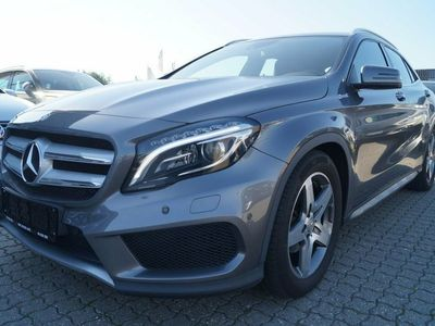 używany Mercedes GLA200 1,6 aut.
