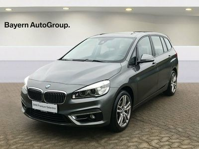 used BMW 218 Gran Tourer d 2,0 aut. 7prs
