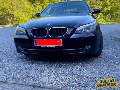 brugt BMW 520 d 177hk