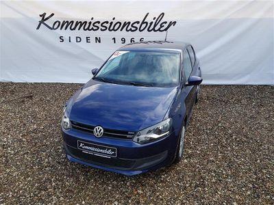 brugt VW Polo 1,6 TDI BMT Comfortline 90HK 5d