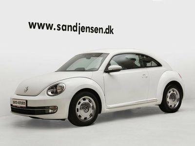 second-hand VW Beetle The1,2 TSi 105