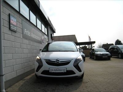 brugt Opel Zafira 1,4 Turbo Enjoy 7 pers. Start/Stop 120HK