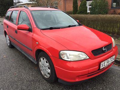 brugt Opel Astra 4 16 V WAGON