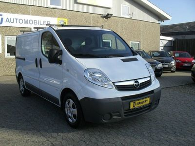 brugt Opel Vivaro 2,0 CDTi 90 Van Edition L1H1 eco