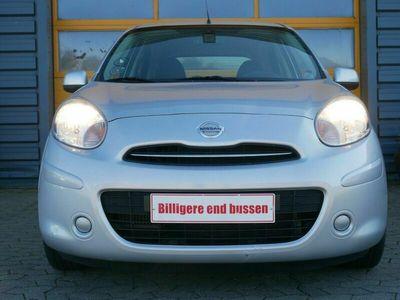 brugt Nissan Micra 1,2 Dig-S 98 Acenta