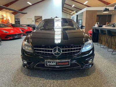 brugt Mercedes CL63 AMG 6,3 AMG aut.