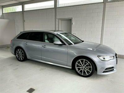 brugt Audi A6 3,0 TDi 218 S-line Avant quattro S-tr. 5d