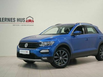 brugt VW T-Roc TSi 150 Style