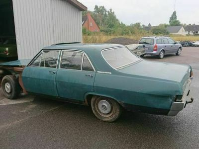 brugt Opel Admiral A