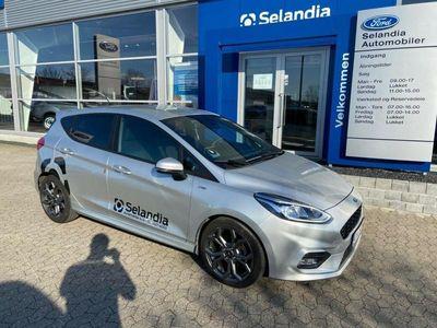 brugt Ford Fiesta SCTi 100 ST-Line