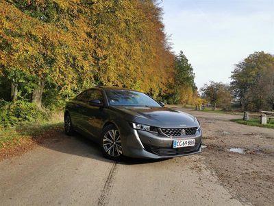 brugt Peugeot 508 2,0 BlueHDi GT Line EAT8 start/stop 163HK 8g Aut. A
