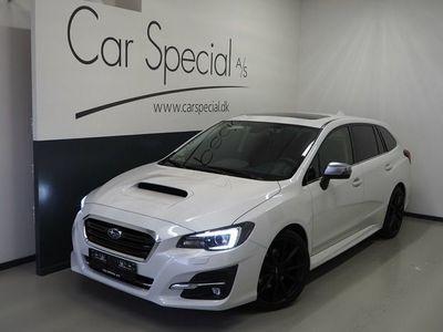 brugt Subaru Levorg 1,6 Turbo GT-S Sportskombi aut.