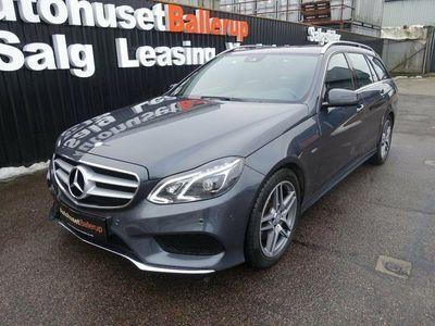 brugt Mercedes E350 0 BlueTEC Avantgarde stc aut 4-M