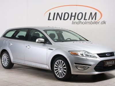 brugt Ford Mondeo TDCi 140 Trend st.car