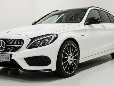 brugt Mercedes C43 AMG AMG stc. aut. 4-M 2018