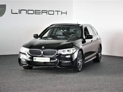 brugt BMW 530 d 3,0 Touring M-Sport aut. Van