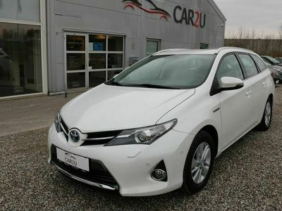 brugt Toyota Auris 1,8 Hybrid H2+ Touring Sports CVT