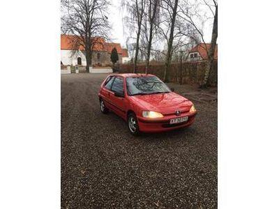 brugt Peugeot 106 1,1 XR