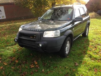 brugt Land Rover Freelander 2,0 D aut. 112HK Van