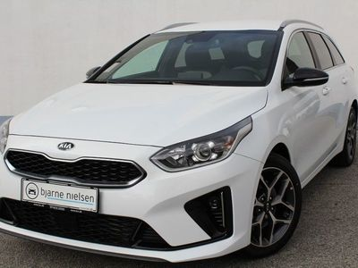brugt Kia cee'd 1,4 T-GDi GT-Line SW DCT