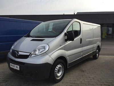 brugt Opel Vivaro 2,0CDTi 114 Van Edition L2H1 eco
