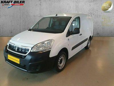 brugt Peugeot Partner 1,6 BlueHDi 100 L2 ESG Flex Van