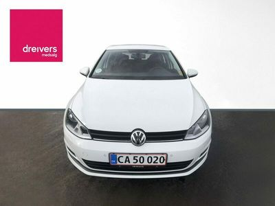 brugt VW Golf 1.4 TSI BMT 122 HK | 5 Dørs | Edition 40