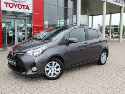 brugt Toyota Yaris 1.0VVT-i T1 Style - Aircondition