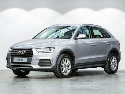 brugt Audi Q3 2,0 TDi 150 Design