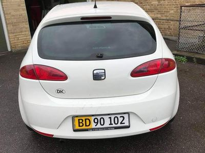 brugt Seat Leon UOPLY