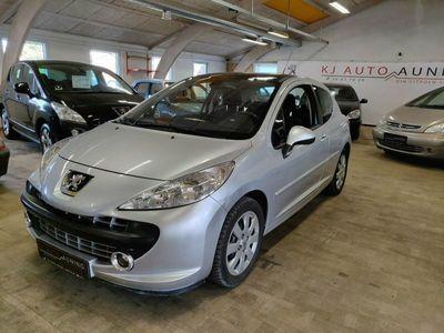 brugt Peugeot 207 1,6 VTi S16