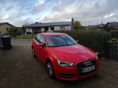 brugt Audi A3 Sportback 1.4 TFSI 122 HK 5-DØRS