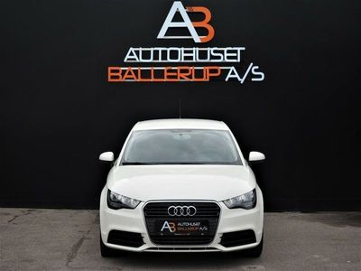 brugt Audi A1 Sportback 1,2 TFSi 86 Attraction