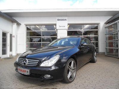 used Mercedes CLS500 4,7 4-Matic 408HK 4d 7g Aut.