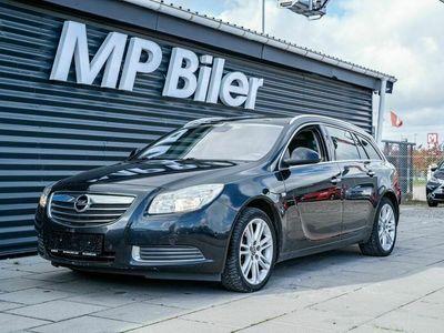 brugt Opel Insignia 2,0 CDTi 130 Sport Sports Tourer aut.