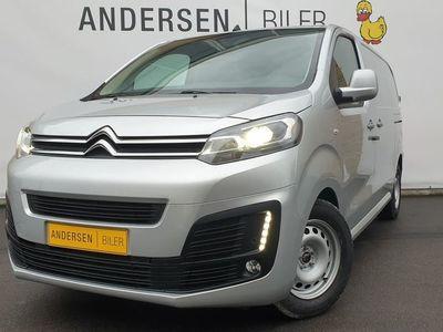 brugt Citroën Jumpy L2 2,0 Blue HDi Masterline EAT6 start/stop 180HK Van 6g Aut.