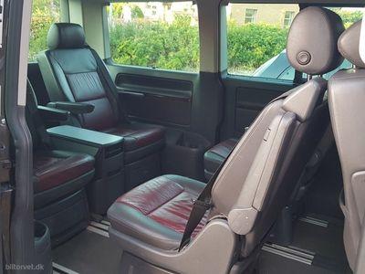brugt VW Multivan 2,5 TDI aut. 174HK