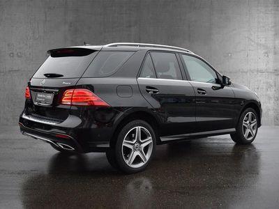 brugt Mercedes GLE350 d 3,0 D 4-Matic 9G-Tronic 258HK 5d 9g Aut.